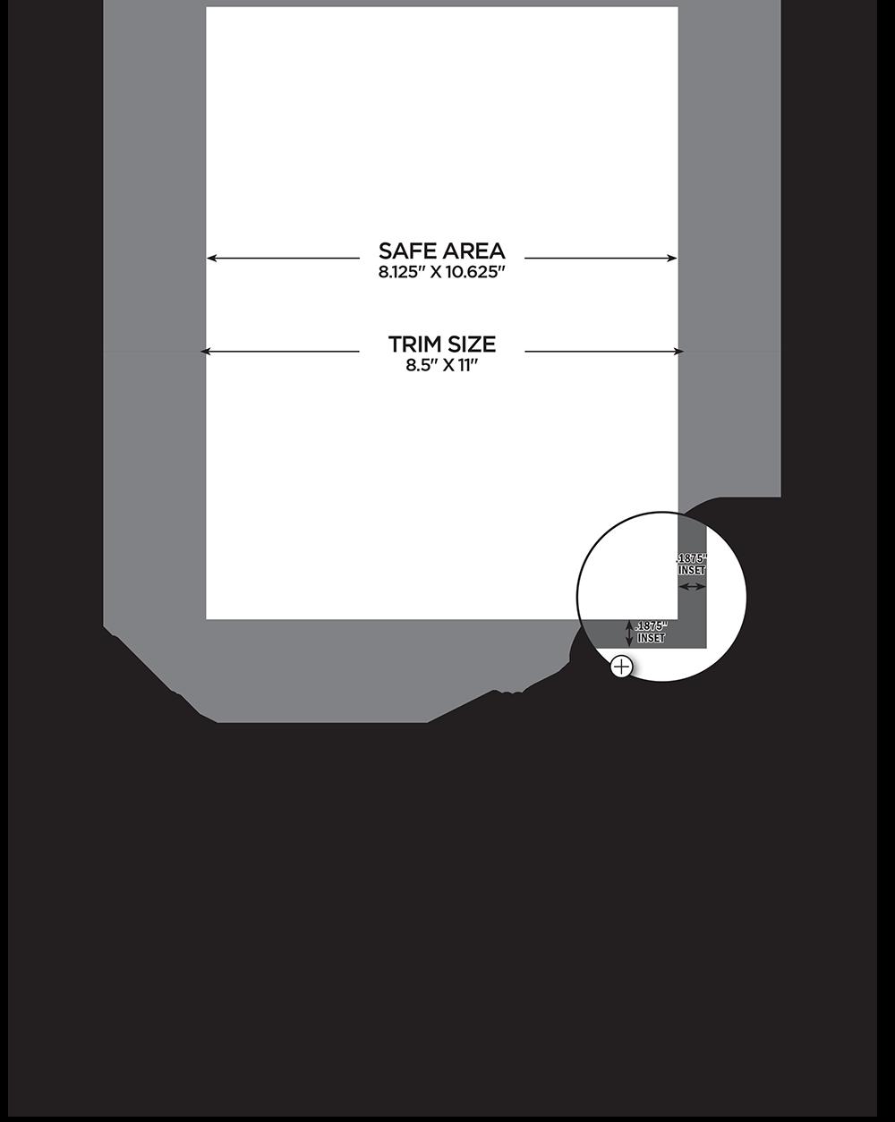 8 5 x 11 brochure template - s flyer ross4marketing a print eddm signage